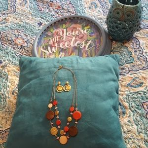 Jewelry - Necklace and Earrings Bundle